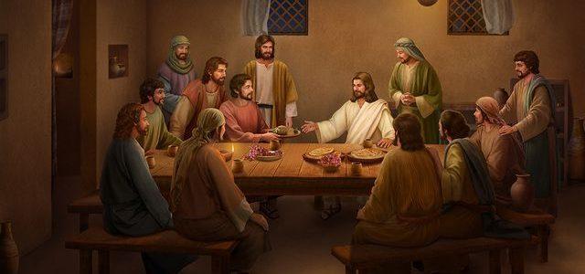 主耶穌復活後與人講經、吃餅用意是什麼?