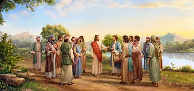 聖經故事-永生之道