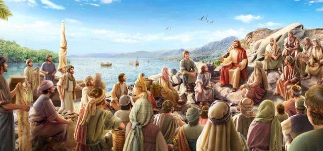 聖經故事-耶穌是生命的糧